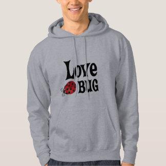 Love Bug - Ladybug Hoodie