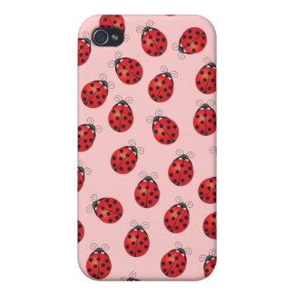 Love Bug - Ladybug Cases For iPhone 4
