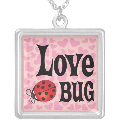 Love Bug - Ladybug Jewelry