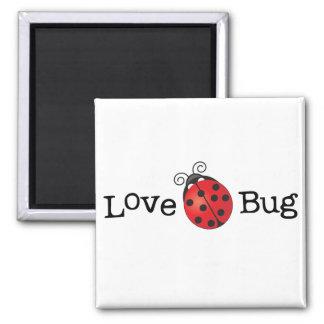 Love Bug - Ladybug Magnet