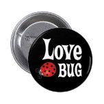 Love Bug - Ladybug Pin