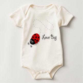 Love Bug Ladybug Tee