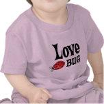 Love Bug - Ladybug Tee Shirts