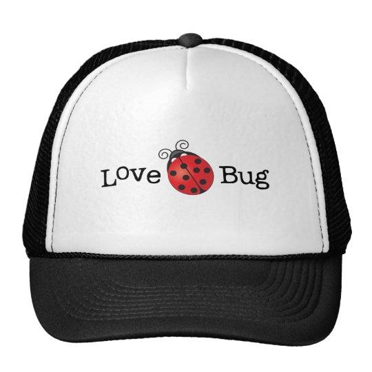Love Bug - Ladybug Trucker Hat
