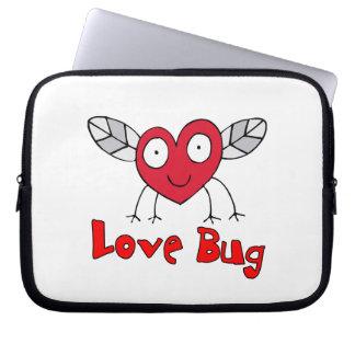 Love Bug Laptop Sleeve