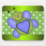 Love Bug Mouse Pad