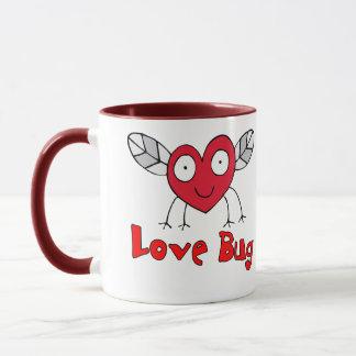 Love Bug T-shirts and Gifts Mug