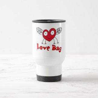 Love Bug T-shirts and Gifts Travel Mug