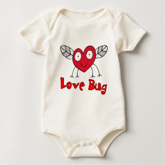 Valentines Baby Onesie