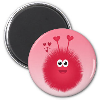 Love Bug Valentine's Day Magnet