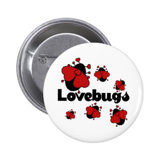 Love Bugs Button