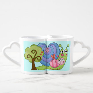 Love Bugs Lovers Mugs