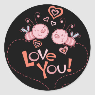 love bugs! STICKERS