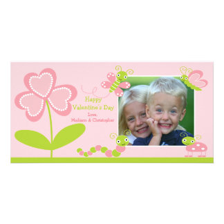 Love Bugs Valentine's Day Card