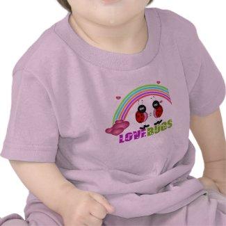 Love bugs Valentine's Day Shirt shirt
