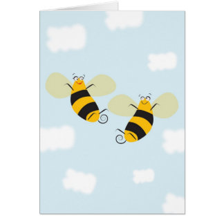 Love Bugz Greeting Card
