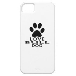 Case-Mate Vibe iPhone 5 Case with Bulldog Phone Cases design