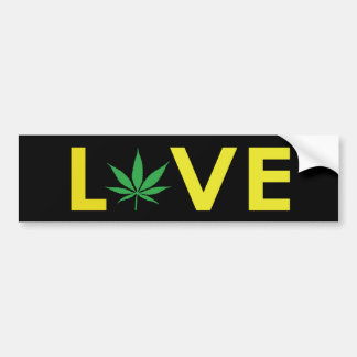 Love Bumper Sticker