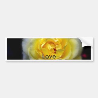 Love Bumper Sticker Car Bumper Sticker