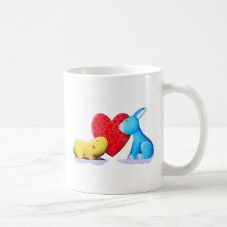 Love Bunnies Coffee Mug