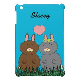 Love Bunnies Cover For The iPad Mini