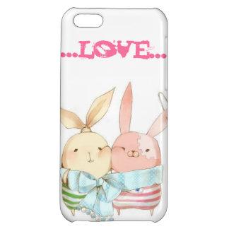 Love Bunnies iPhone Case