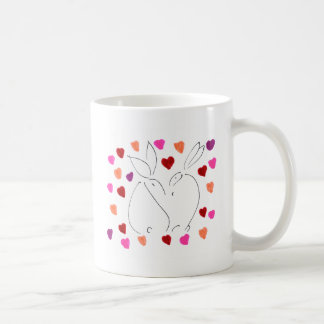 love bunny02 coffee mug