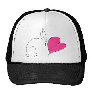love bunny5.png trucker hat