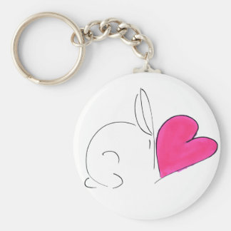 love bunny5.png key chains