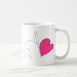 love bunny5.png mugs