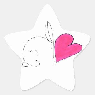 love bunny5.png star sticker
