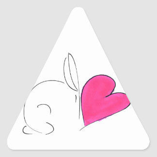 love bunny5.png triangle sticker