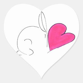 love bunny5.png heart sticker