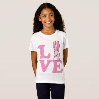 Love Bunny Rabbit T-Shirt