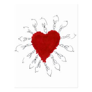 love bunnys004 postcard