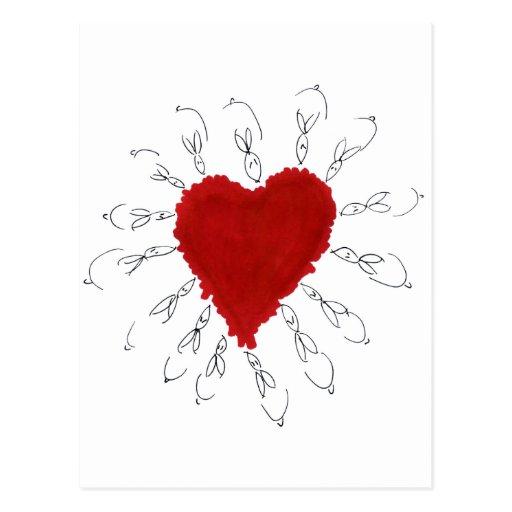 love bunnys004 postcards