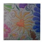 Love Burst Tiles
