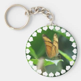 Love Butterflies Keychain
