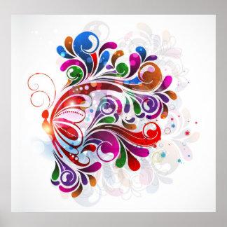 Love Butterflies Poster