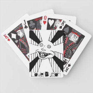 Love Button - O.B. (Original Buttonhead)<br /> Deck Of Cards