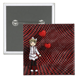 Love by a String Pin