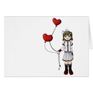 Love by a String Card