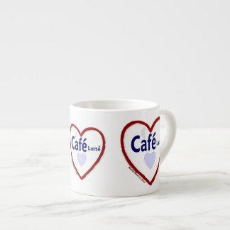 Love Café Latté - Espresso Mug