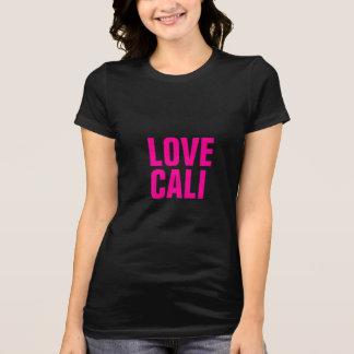 LOVE CALI WOMEN'S BELTA JERSEY T-SHIRT