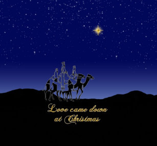 love came down at christmas ornament