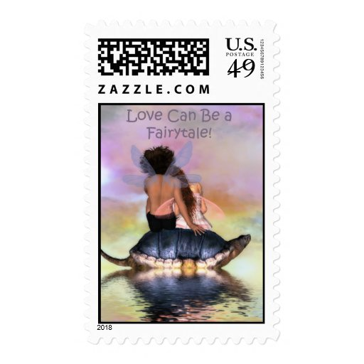 Love Can Be A Fairytale Stamps