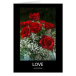 Love can be thorny I'm Sorry Card