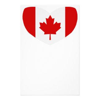 Love Canada Stationery