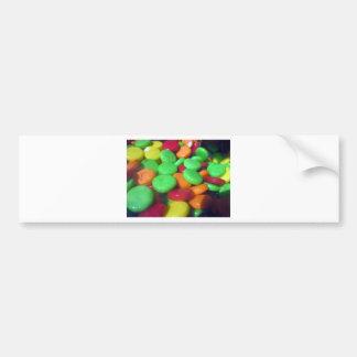 Love Candy Bumper Sticker