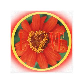 Love Gallery Wrap Canvas